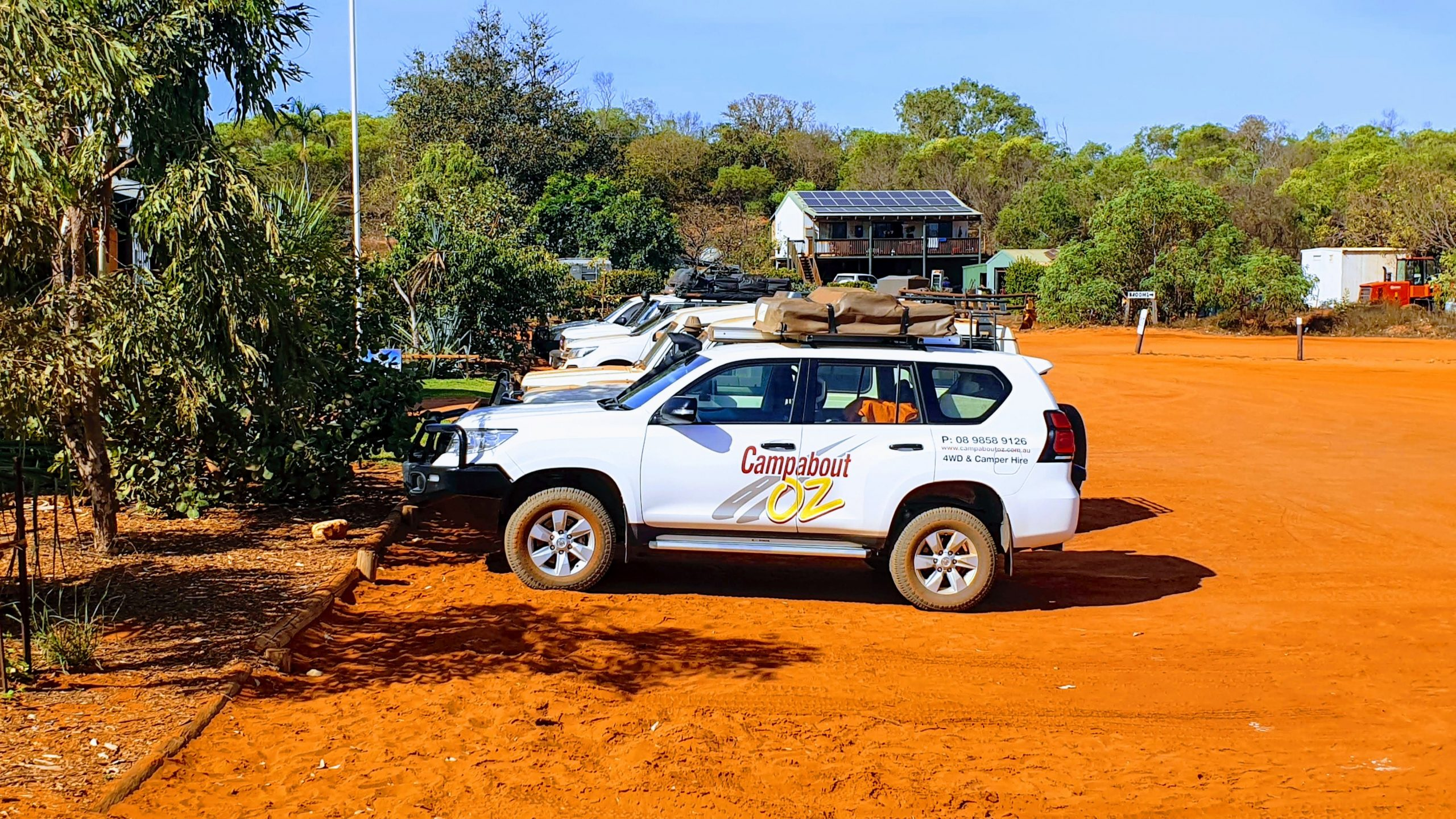 4WD Hire Perth